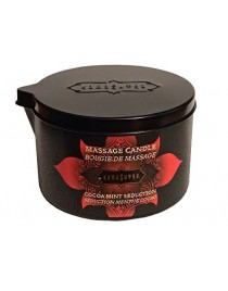 KamaSutra Massage Candle - Cocoa Mint