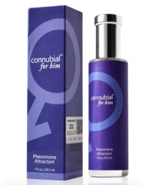 Lure for Him, Pheromone Attractant Cologne - 30ml